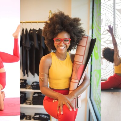 Spotlight on yoga instructor Alicia Dugar Stephenson, energy personified
