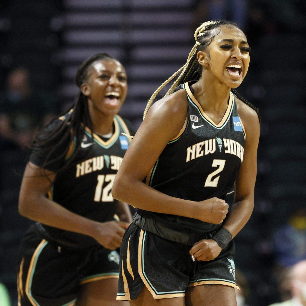 WNBA star DiDi Richards' message extends beyond basketball