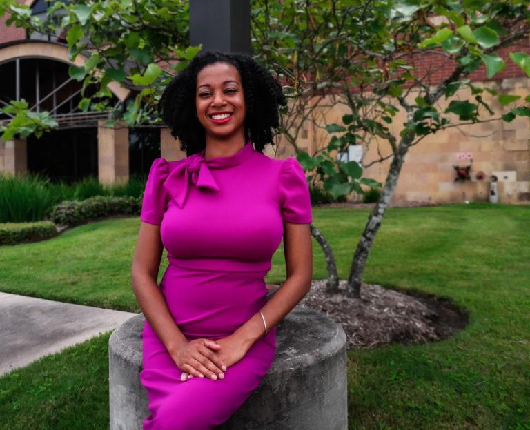 Introducing the Ensemble's new managing director, Sharon Samuel
