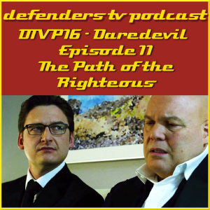 DTVP16 Daredevil The Path of the Righteous