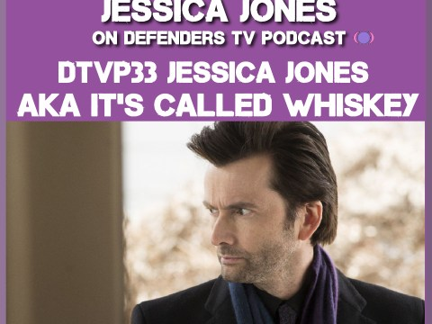 Marvel's Jessica Jones S01E03 AKA Its Called Whiskey podcast