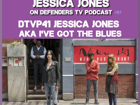 DTVP41 Jessica Jones AKA Ive Got The Blues Podcast