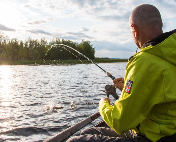 fishing trip near Harads
