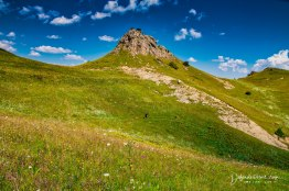 Hiking the Muntele Mare