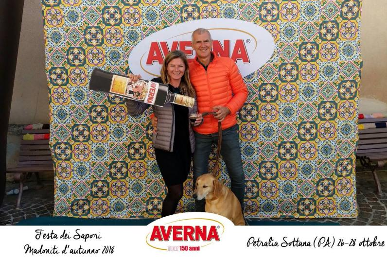The famous Averna Stand