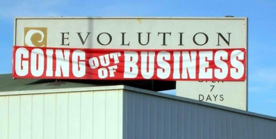 evolution-out-of-business