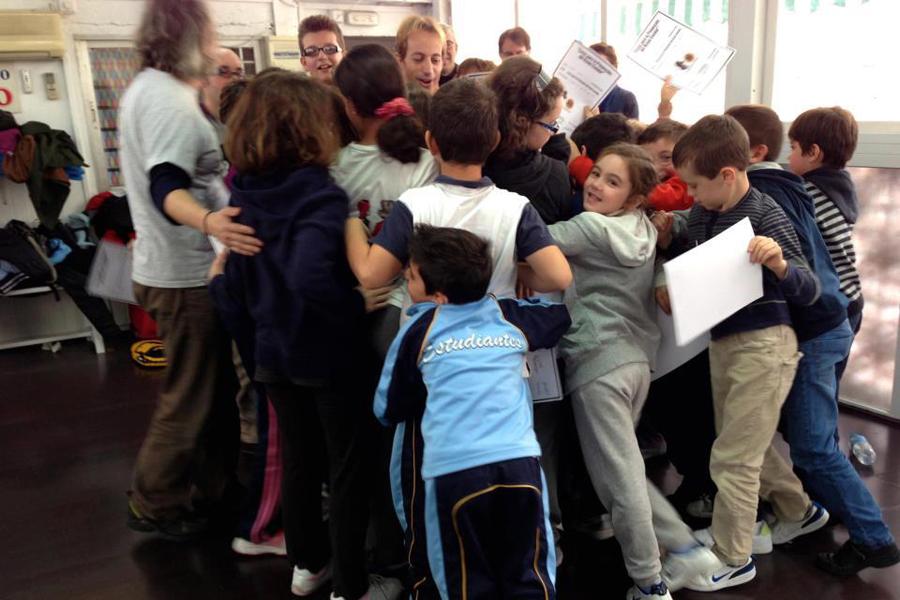 Yawara-Jitsu > Coaching infantil