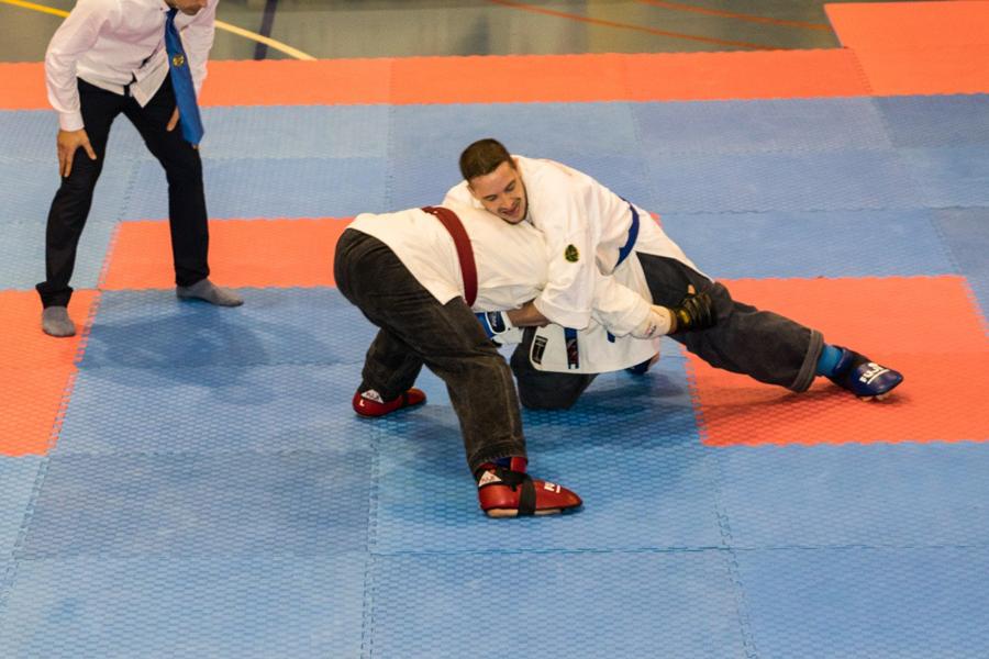 Yawara-Jitsu > Combate total