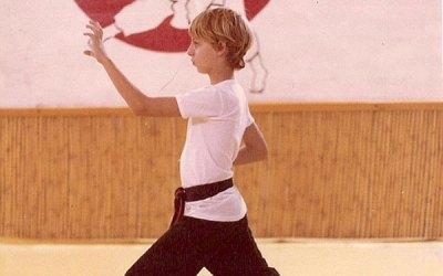Bodas de oro de nuestro Soke en las artes marciales