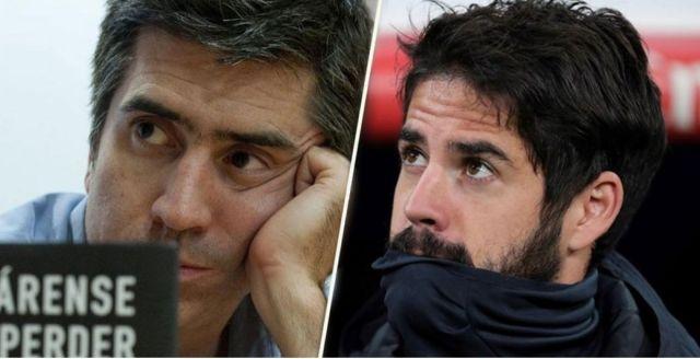 La obsesión de Diego Torres con Isco... ¡le llueven los zascas! | Defensa  Central