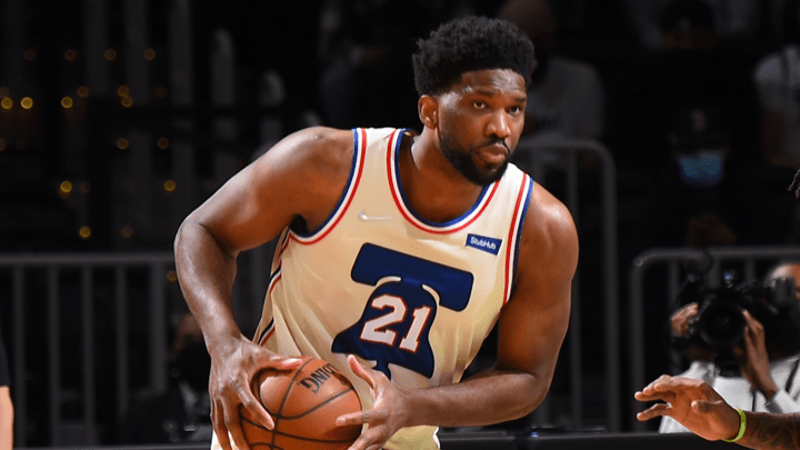 Embiid Sixers-Nets