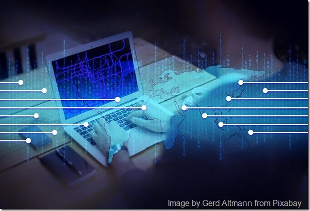 Qu'est-ce qu'un VPN - A quoi sert un VPN - Points de connexion monde - VPN