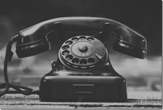 Téléphone filaire - Piratage