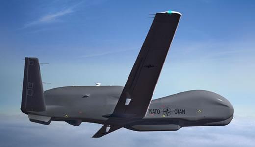 Global Hawk RQ-4B Block 40 | NATO AGS Configuration