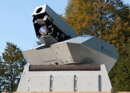 Rheinmetall defense 1-kW laser weapon demonstrated in November 2011