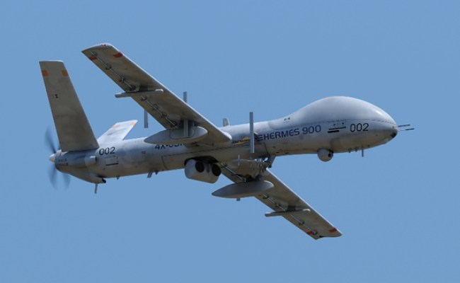 Elbit Systems Wins Third Customer For Hermes 900 Uas
