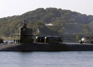 USS Ohio SSGN 726