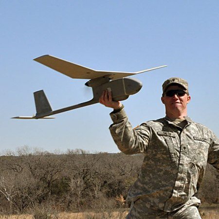 Following th e'digital upgrade', Ravens are now open to get new enhancements. Photo: US Army