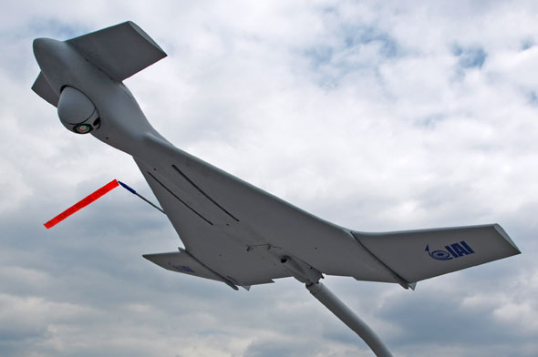 Iai Gets 100 Million Contract For Harop Killer Drones