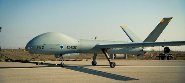 The Israel Air Force has placed a second order with  Elbit Systems' for the Hermes 900 Medium-Altitude Long Endurance Unmanned Aerial System