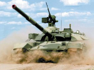 Indian T-72 being upgraded