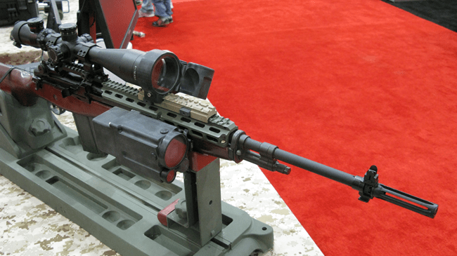 DARPA's One Shot XG sniper fire control system