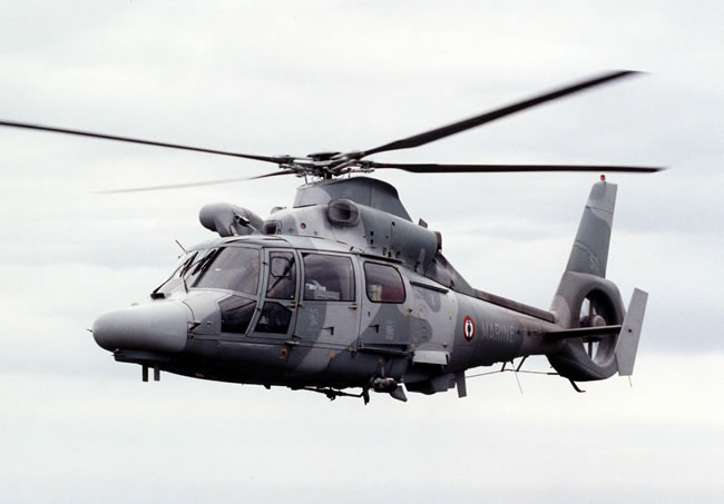 Eurocopter AS565MB Photo: Marine Nationale