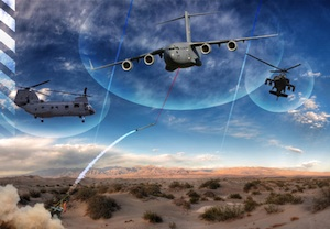 Boeing to integrate Elbit Systems' DIRCMs on its miltary aircraft and rotorcrafts.
