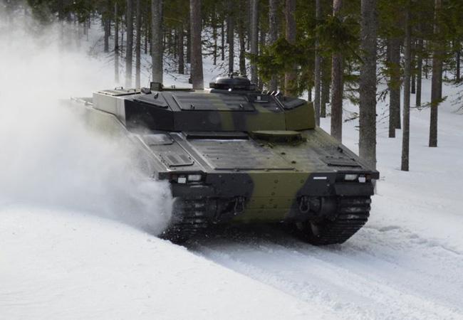 CV90 Armadillo Infantry Carrier