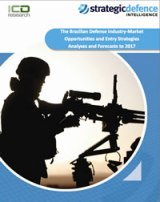 Order your copy of 'Brazil Defense Industry' 2012-2017 market report