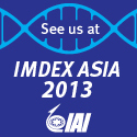 Visit IAI at IMDEX 2013