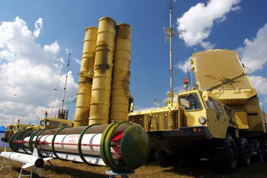 "S-300 Air Defense System ""Favorit"" PMU-2"