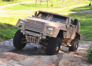 22 JLTV prototypes designed by Lockheed martin are currently in  assembly for the final testing of the JLTV program. Photo: Lockheed Martin