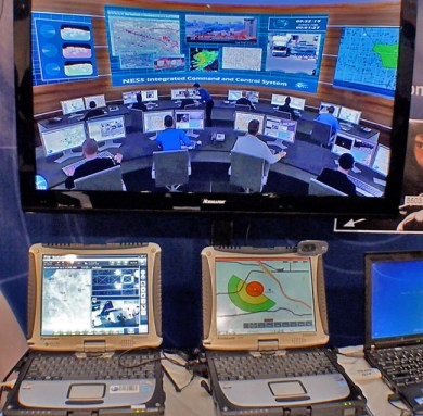 Hindsight from NESS provides a central recording hub for all the operational data recorded at a command post. It provides an essential tool for real-time analysis and post operational debrief.