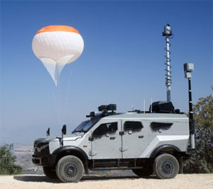 Plasan Security Solutions include vehicles  customized with mobility, protection, communications and ISR solutions to meet specific mission applications. Photo: Plasan.