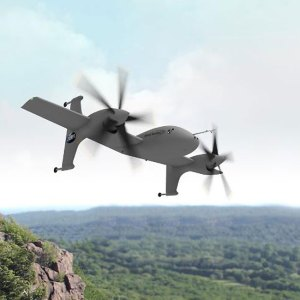 Sikorsky Innovations is teamed with Lockheed Martin's Skunk Works for the VTOL X-Plane development of its Unmanned Rotor Blown Wing concept. (Photo: Sikorsky Aircraft Corporation)