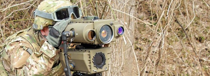 One of the popular targeting systems provided by Northrop Grumman is AN-PED-1 laser targeting target designation system. Photo: Northrop Grumman.