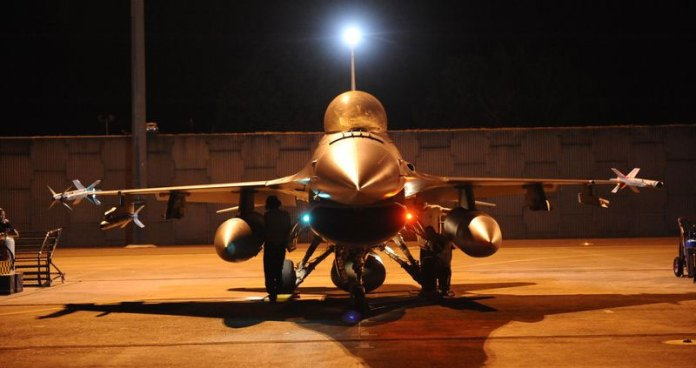 All but 12 F-16s delivered to Singapore are based on the island. The 12 aircraft stationed at Hill AFB, Utah are used for pilot training. Photo: Singapore -MINDEF/Cyberpioneer
