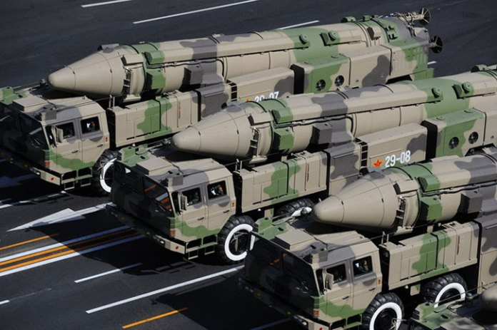 According to press reports Since 2007 Saudi-Arabia has augmented or replaced the DF-3 (CSS-2) with more accurate, solid fuleled DF-21 (CSS-5) ballistic missiles that are stored in ready to launch canisters, moving on all-terrain trucks.