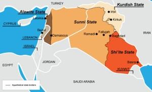 sunni-shia-kurd