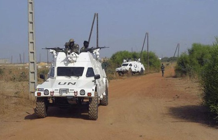 Senegalese troops training with Ramta RAM Mk. 3 armored vehicles.