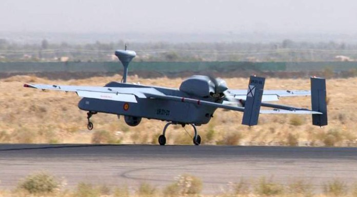 Spain has been operating Israeli Searcher Mk II tactical UAS acquired from IAI since 2008. These drones were acquired to support the Spanish deployment in Afghanistan.