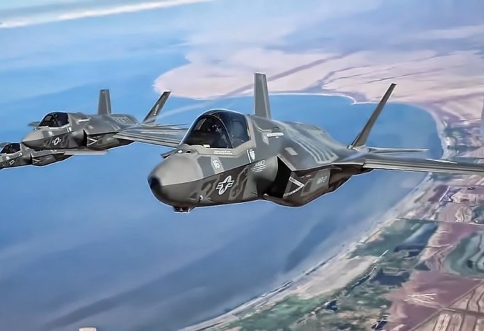 First USMC F-35B unit to Deploy to Japan in 2017