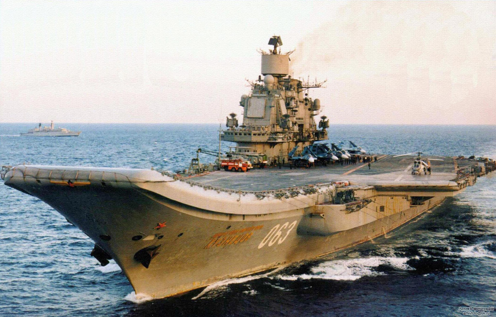 Image result for Admiral Kuznetsov (063)
