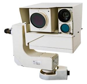 RP Optical multi-sensor observation system. Photo: RP Opticals