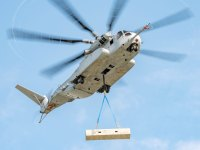 Sikorsky Teams with Rheinmetall to Offer CH-53K to Germany