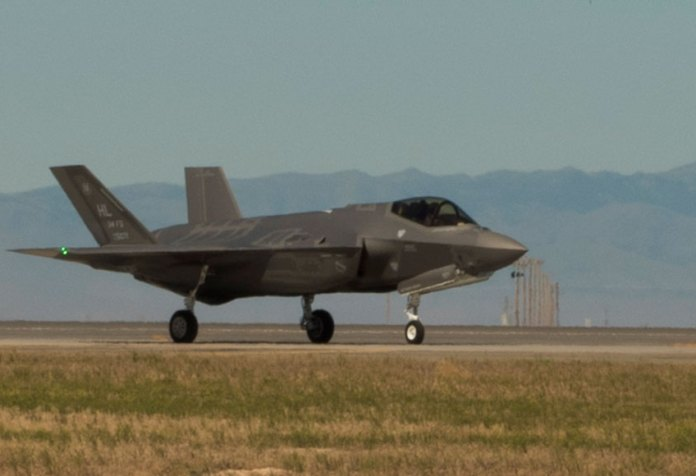 US Air Force F-35A – On Track for Operational Capability