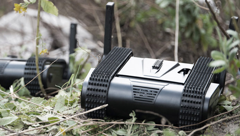 Dogo A Weaponized Robot Designed For Close Combat