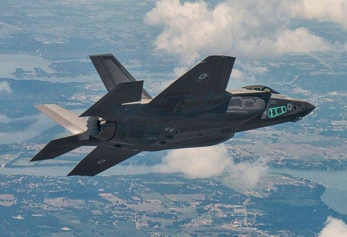 First Israeli F-35 'Adir' is Airborne