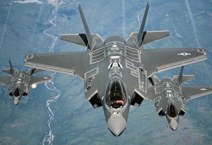 US Air Combat Command Declares F-35A 'Combat Ready'